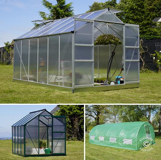 Kasvitunneli kasvihuoneet ja polykarbonatti kasvihuoneet
