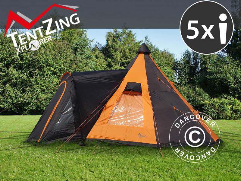 TentZing® Xplorer retkeilyteltat – mahtavaa toimivuutta, muotoilua ja mukavuutta