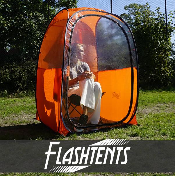 Katsojan pop-up teltta ulkoilmaurheiluun ja muuhun!