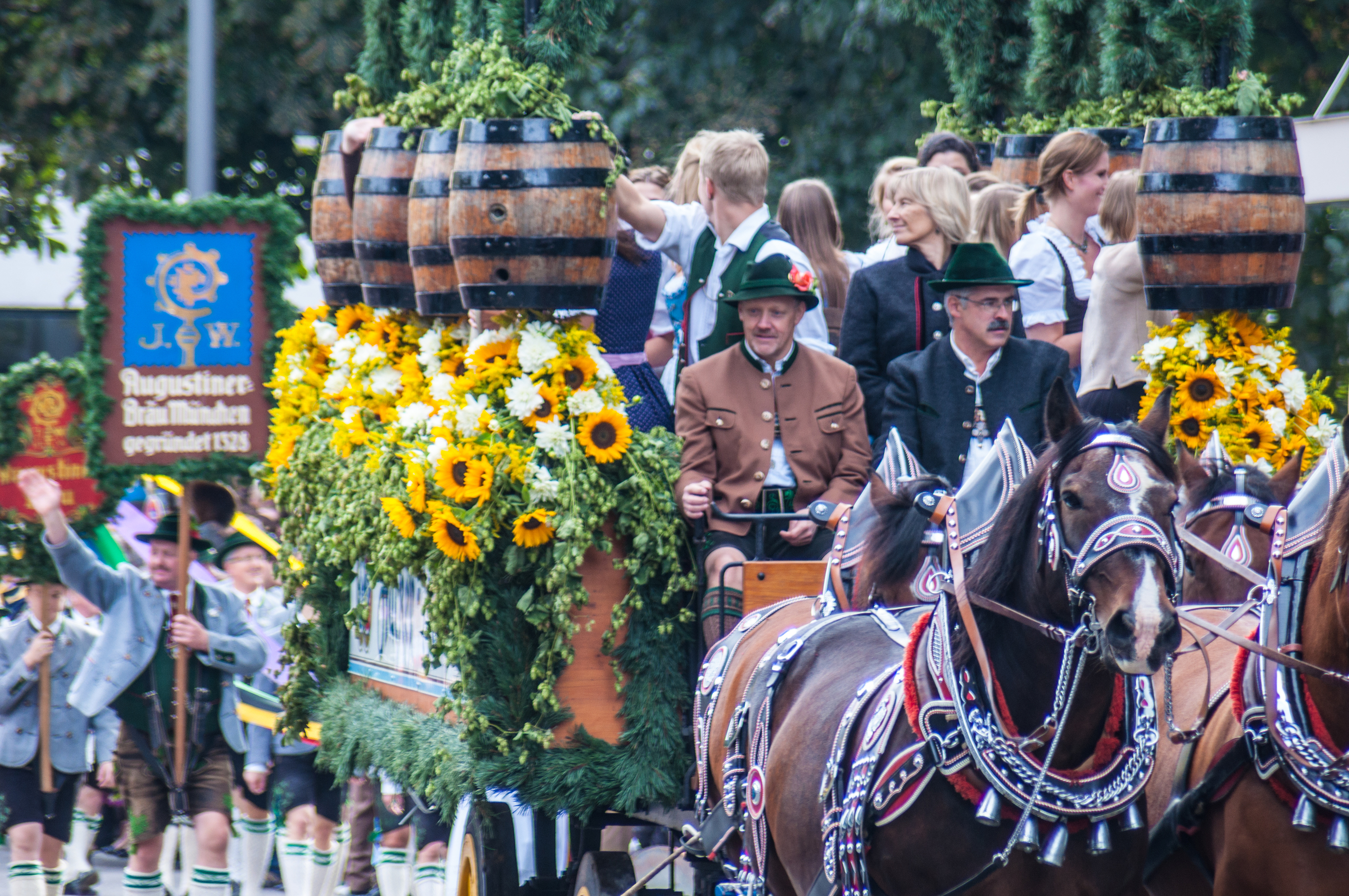 Oktoberfest on vuoden juhla!